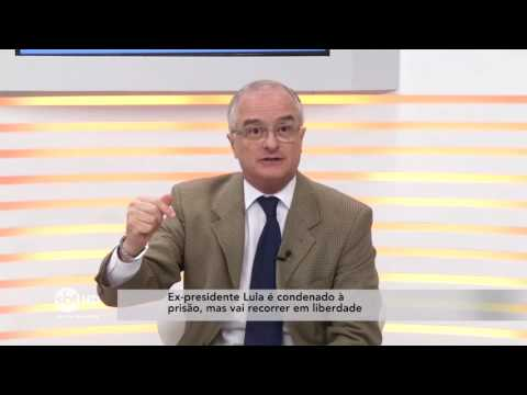 Julgamento de crimes no Brasil e condenação do ex-presidente Lula