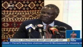 Why Francis Atwoli is now ready to support new NHIF rates