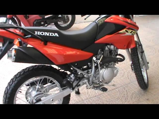 Honda XR125 L Mod. 2013