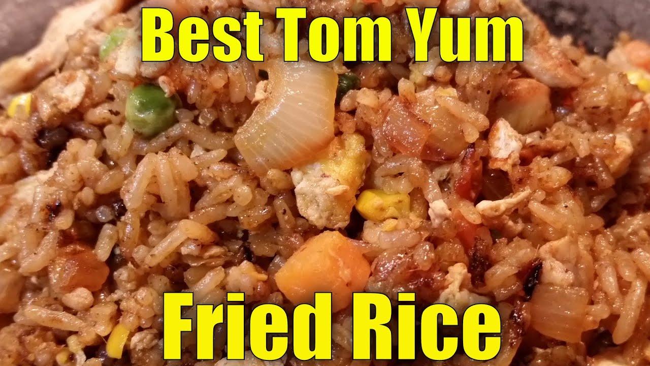 Best chicken tom yum fried rice 2015 youtube best chicken tom yum fried rice 2015 ccuart Gallery