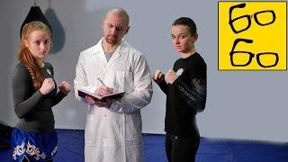 Тренировка выносливости для бойцов по принципам Селуянова от Дениса Миронова и Владислава Коротких