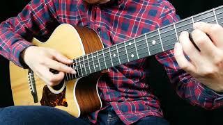 lyra - steins;gate 0 episode 8 ed (fingerstyle guitar)