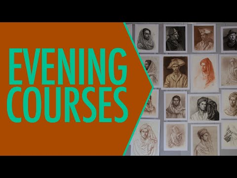 Florence Academy of Russian Art - EVENING COURSES
