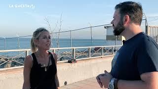 Teresa López, diputada de VOX: 'Ceuta se ha convertido en una ciudad del tercer mundo'