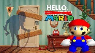 SM64 Bloopers: Hello Mario