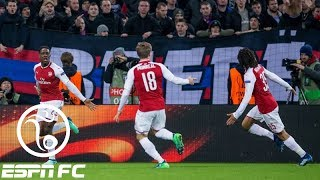 Arsenal goes through to Europa League semifinals with 2-2 draw vs. CSKA Moscow | ESPN FC