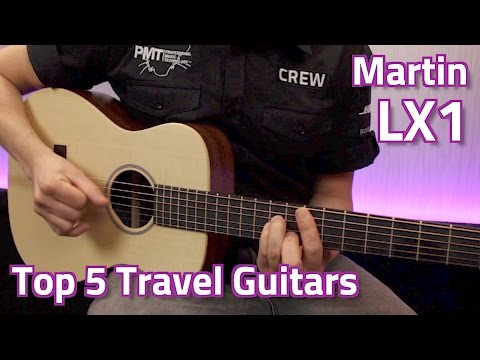 Martin LX1 Demo - Top 5 Travel Guitars