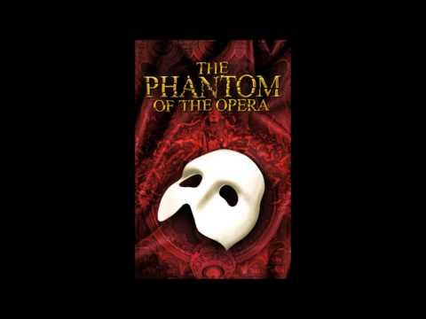 Music of the Night - Phantom of the Opera Backing Track