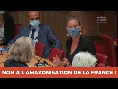 NON À L'AMAZONISATION DE LA FRANCE !