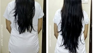 How to Grow Hair Fast (Indian Hair Growth Secrets) * Get Naturally Long Hair