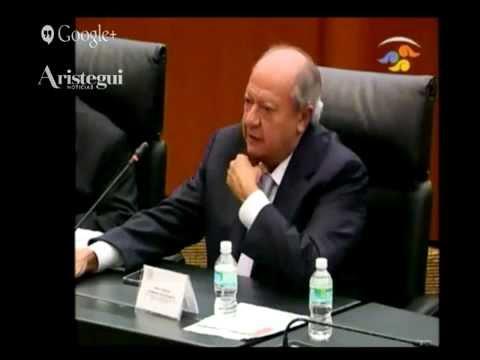"""¿Dónde quedó el dinero de Pemex?.. """"pregúntenle a Calderón"""".- Deschamps"""