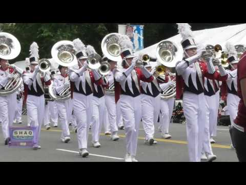 Joplin High School Marching Band  @ The 2016 National Memorial Day Parade