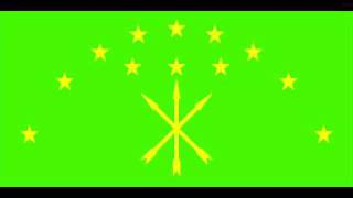 Anthem of the Republic of Adygea vocal in Adyghe