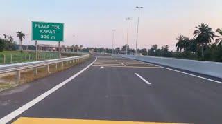 WCE - Exit 3208 Kapar  → Exit 3207B NNKSB2  progress   1 September 2019