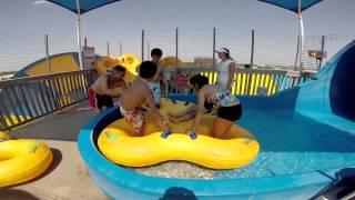 GoPro Hurricane Harbor Thrill Ride - Tornado