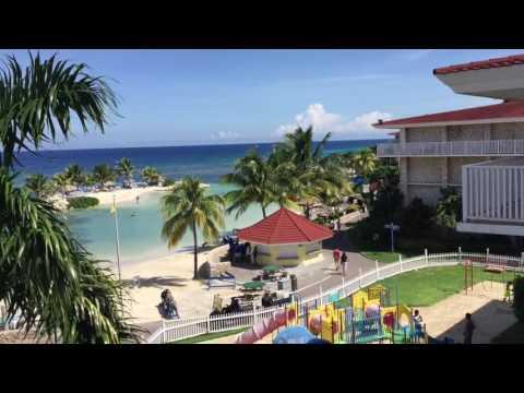 Holiday Inn Sunspree Resort-Montego Bay Oceanview Room Tour