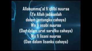 Repeat youtube video Mawi & Hazama feat Daly Filsuf - Al Nuraa..... Yang 5, Yang 6 (Lirik)