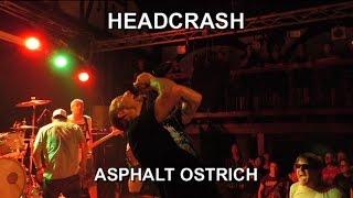 Headcrash ... Asphalt Ostrich live @ Irish House K-town