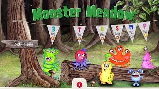 Monster ABC - Learn with the little monsters - Best App For Kids - iPhone/iPad/iPod Touch