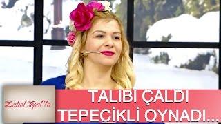 Zuhal Topal'la 92. Bölüm (HD) | Talibi Çaldı, Dilek Oynadı…
