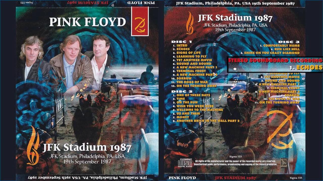 Pink Floyd - Echoes (1987-09-19) SBD