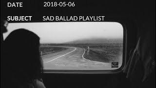 we used to be perfect together || sad korean ballads