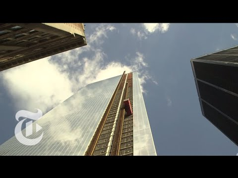 4 World Trade Center Opens, the First Tower Completed at Original WTC Site | The New York Times