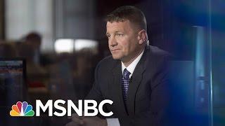 Erik Prince Represented Donald Trump In Overseas Meeting With Russia   Morning Joe   MSNBC