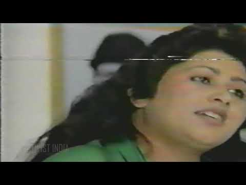 1990 Naseem Nikhat Rare Video | Qatar Mushaira