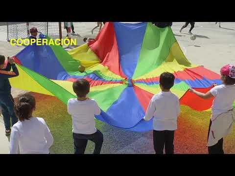 Dia de l'Esport - CEIP Gloria Fuertes