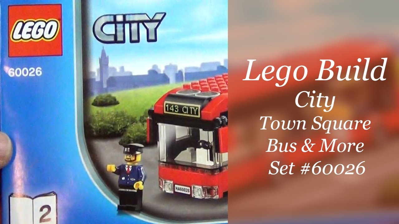 lego city videos how to build