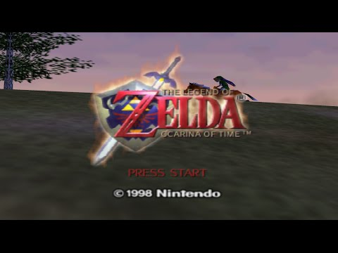 Nintendo 64 Longplay [004] The Legend of Zelda: Ocarina of Time (Part 1 of 7)