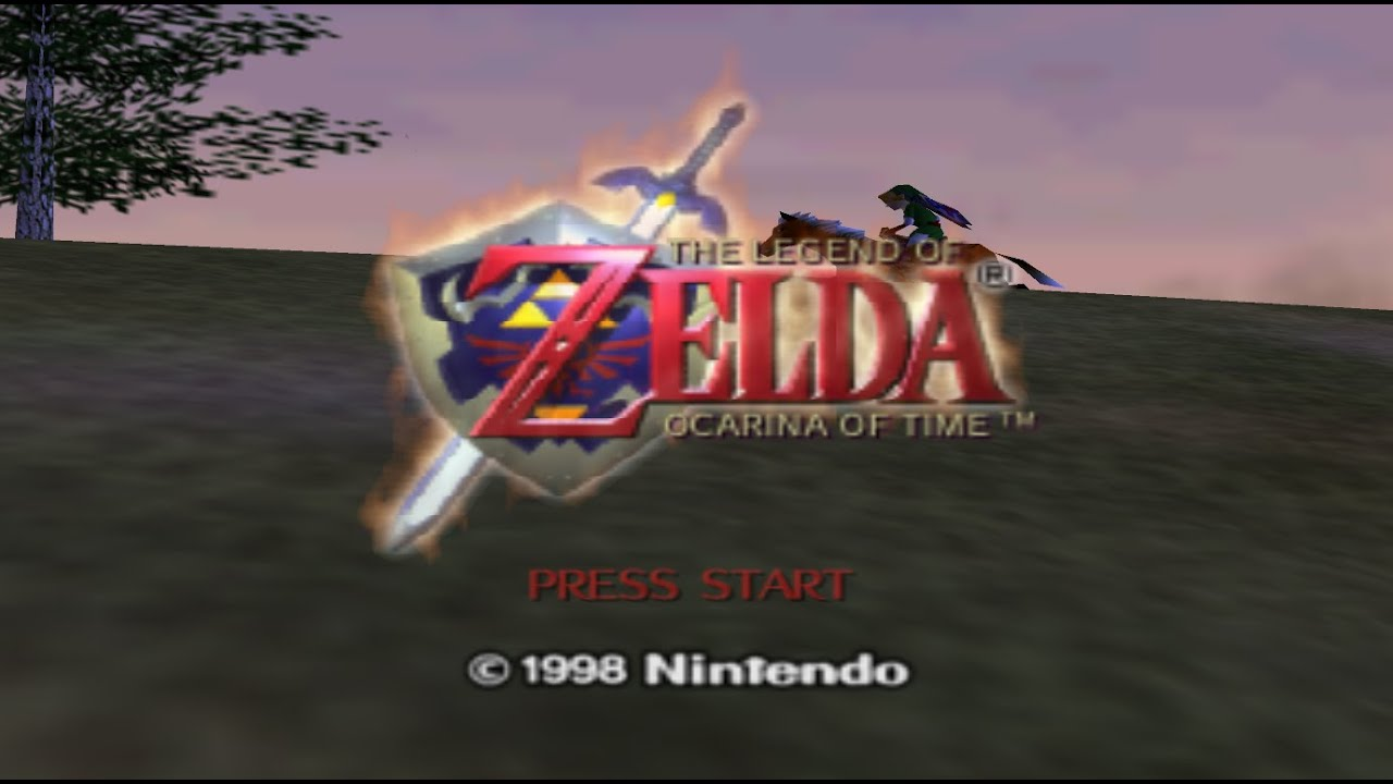 Nintendo 64 Longplay [004] The Legend of Zelda Ocarina of Time (Part 1 of 7)