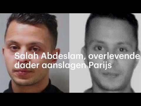 De terreurdaden van Salah Abdeslam - RTL NIEUWS