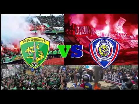 Bonek Persebaya 1927 VS Aremania Arema 1987 Rivalitas 2016