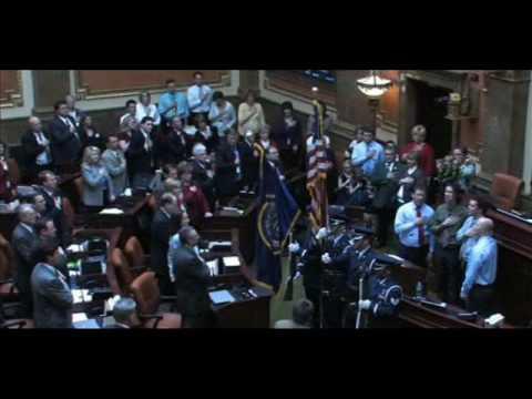 Crimson Four at the Utah State Legislature
