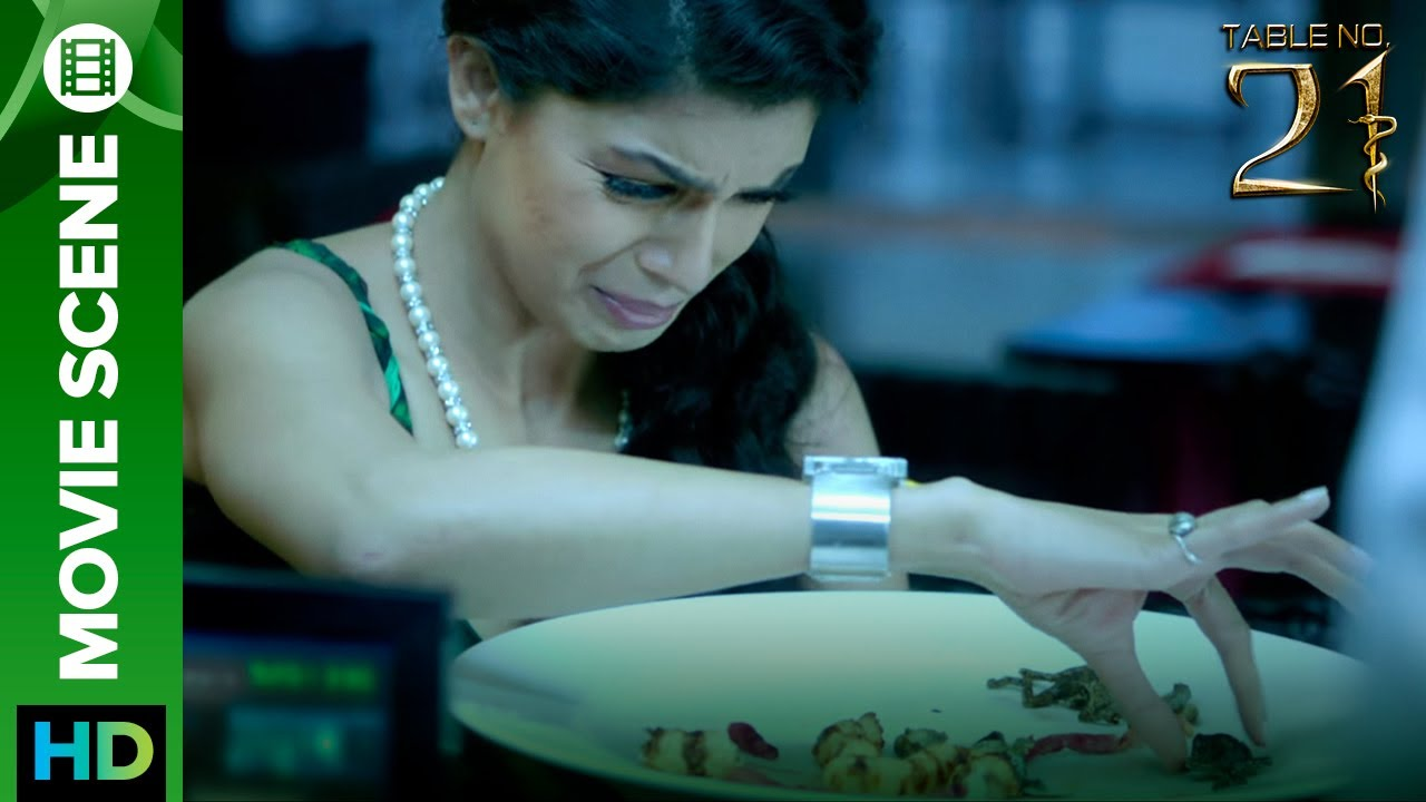 Download Dare to eat Live Worms   Table No.21   Rajeev Khandelwal & Tina Desai