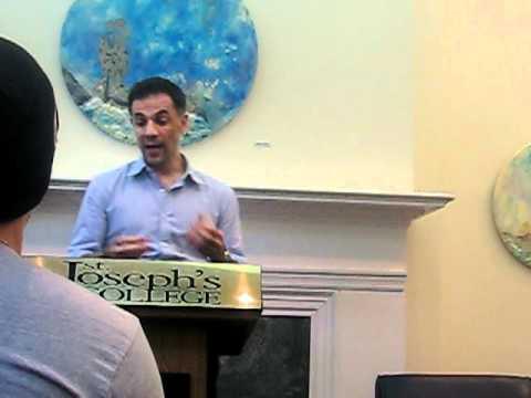 Dr. Dalton Conley, Dean for the Social Sciences, New York University, Part 1 of 6