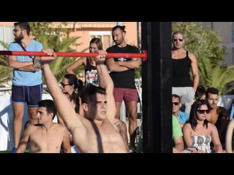 Atleti Calisthenics Olbia: RICCARDO MELONI (Estate 2016)