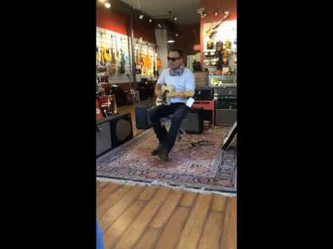Bruce Springsteen visits SoundPure Guitars again!