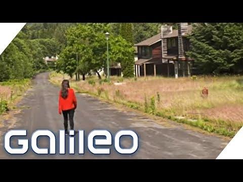 Kitsault: Der verlassenste Ort Kanadas | Galileo | ProSieben