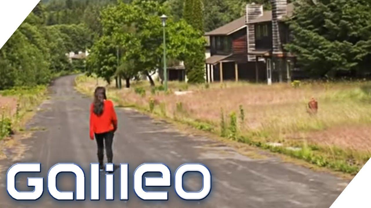 Kitsault: Der verlassenste Ort Kanada | Galileo | ProSieben