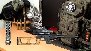 Глушители и саундмодераторы для оружия. Виды глушителей