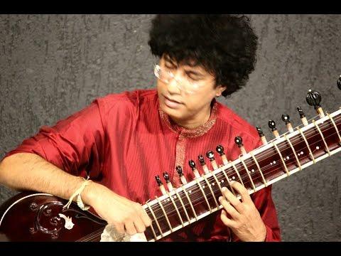 Sitar Debojyoti Gupta. Raga Zilaf Alaap