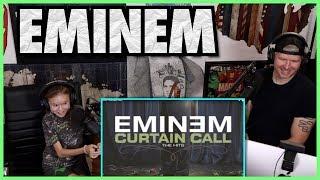 Father/Daughter REACT to Eminem Mockingbird!!