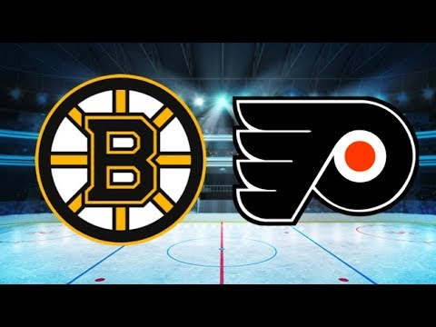 Boston Bruins vs Philadelphia Flyers (3-4 OT) – Apr. 1, 2018 | Game Highlights | NHL 2018