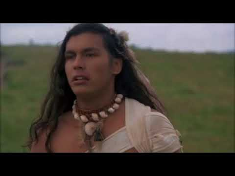 Squanto movie clip. Longing for home  and  Hawk visits.