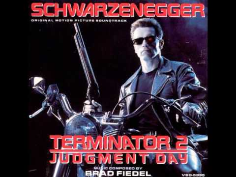 Terminator 2 ( Guns N'roses  You Could Be Mine )1991