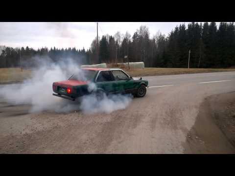 E30 Vw D24+Holset H2A 14# Burnout