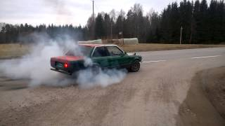 E30 Vw D24+Holset H2A 14# Burnout